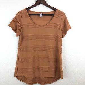 LuLaRoe Textured Tee Classic T-Shirt
